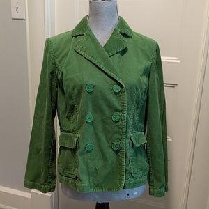🌼 3/$30 Ann Taylor LOFT corduroy jacket
